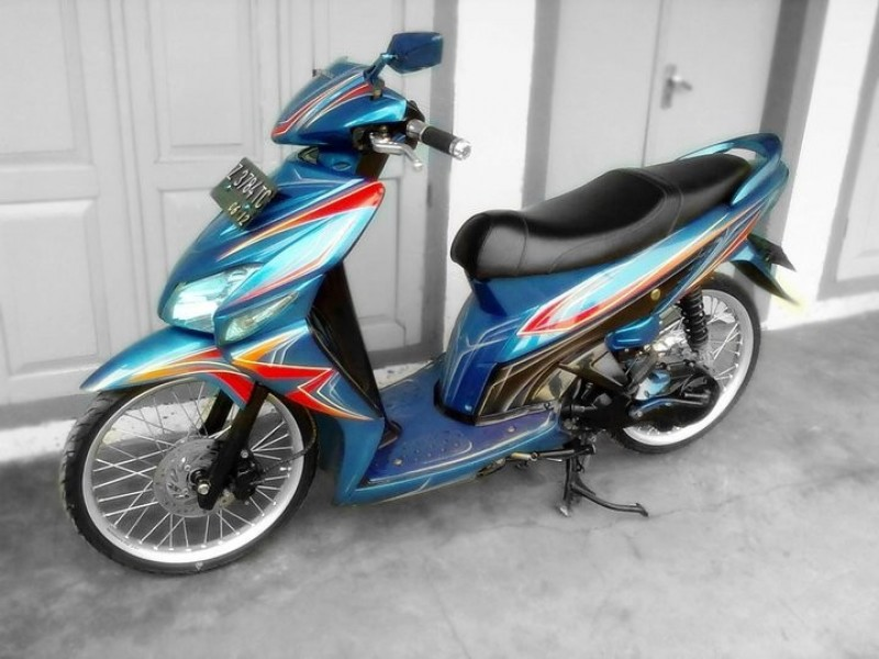 Modifikasi Motor Matic Honda Vario Mortech Panduan Modifikasi