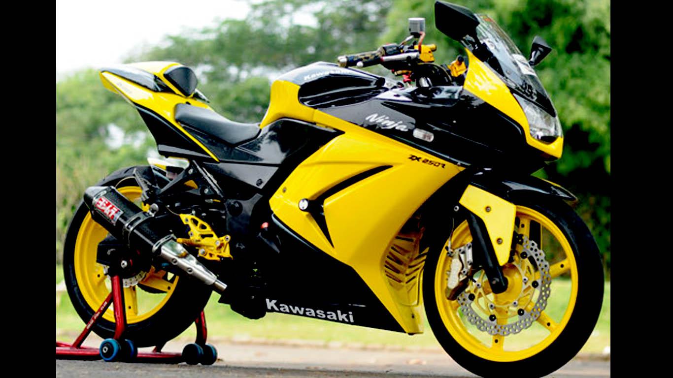 Variasi Motor Ninja terpopuler