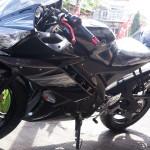 Modifikasi Harian Yamaha R15