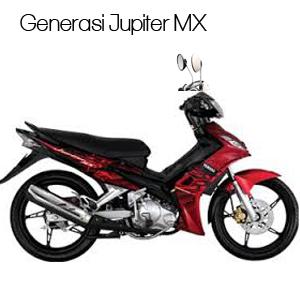 generasi Jupiter mx