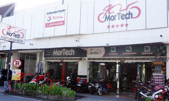 contoh Variasi Motor Matic Surabaya